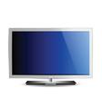 hd tv plasma vector image vector image