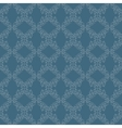 Classic vintage wallpaper pattern vector image vector image