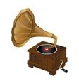 Gramophone vintage icon image