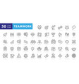 simple flat icon for visualisation mission vector image