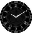 smart watch face k vector image vector image