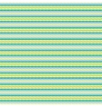 aqua blue geometric striped hipster pattern vector image