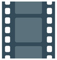 film with frames movie seamless pattern vector image