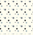 seamless texture of a stars flat vector image