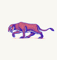 European cave lion panthera spelaea extinct
