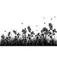 Meadow silhouettes
