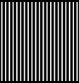 abstract white striped pattern on black background vector image