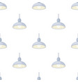 chandelier with light bulb the light in the bar vector image vector image