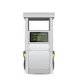 fuel dispenser vector image