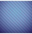 Abstract diagonal pattern wallpaper with dots vector image