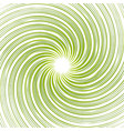 colorful monochrome abstract spiral swirl vector image
