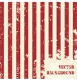 Abstract striped grunge background vector image