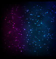 abstract space background vector image vector image