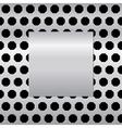 background metal texture vector image