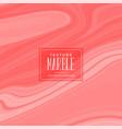 elegant liquid marble texture background vector image vector image