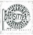 vintage emblem design vector image