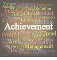achievement vector image vector image