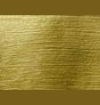 gold background gold metallic texture trendy vector image vector image