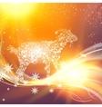 New year simbol vector image vector image