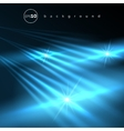 Abstract light motion background vector image