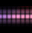 purple blue pink abstract rounded mosaic vector image vector image