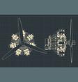 radial engine blueprints