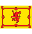 Scottish lion flag