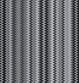grey chevrons seamless pattern background retro vector image vector image