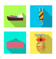 design of goods and cargo symbol vector image