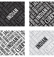 indian background vector image vector image