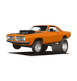 Cartoon Cuda vector image vector image