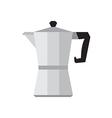 Coffee percolator vector image vector image
