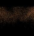chocolate shades confetti vector image vector image