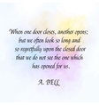 Famous quotes of Alexander Bell about vector image