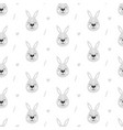 nursery childish seamless pattern background vector image