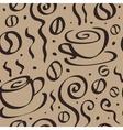 seamless coffee background