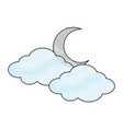 clouds icon image vector image vector image