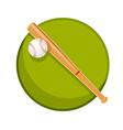 Baseball stuff vector image
