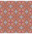 Abstract geometric seamless pattern ornamental vector image vector image