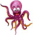 Cute octopus vector | Price: 3 Credits (USD $3)