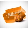 Halloween Pumpkin Jack Lantern vector image vector image