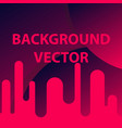 minimal geometric background dynamic shapes vector image vector image
