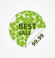 Best sale paper sticker vector image