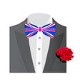 royal wedding in England vector image vector image