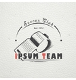 Set of Soccer Football Club Sport Team Detailed vector image