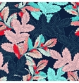 Branch Seamless Pattern vector image