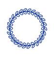 decorative line art frames for design template vector image vector image