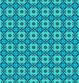 Seamless pattern of arabic ornament vector image