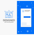 business logo for interface website user layout vector image vector image