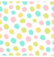 bright paint drops vector image